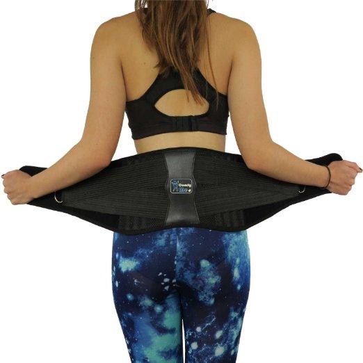 best lower back posture brace for women