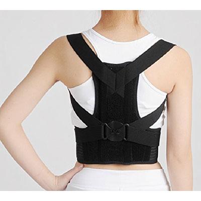 Back Brace Back and Shoulder Support by Ober