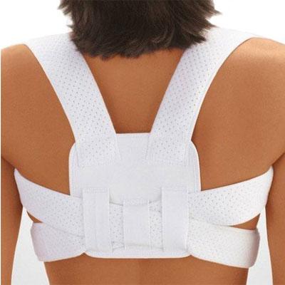 StabiloFix Shoulder Posture Correction Upper Back Brace by Bort Medical