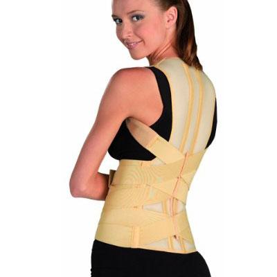 Elastic Medical Grade Class Unisex Full Back Posture Corrector by BeFit24