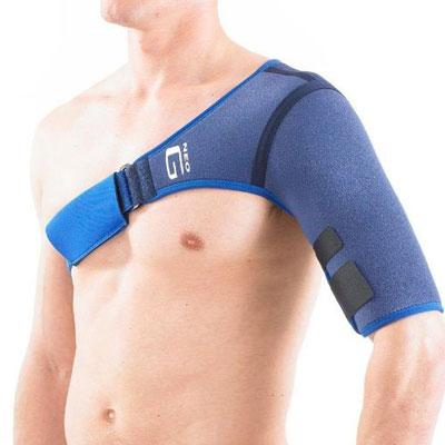 Medical Grade VCS Shoulder Support fully adjustable for tightness/compression by Neo-G