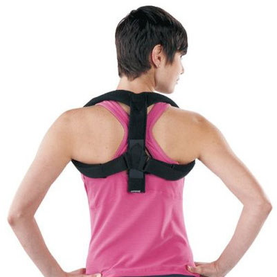 Clavicle Brace and Posture Support small/medium by Breg Braces