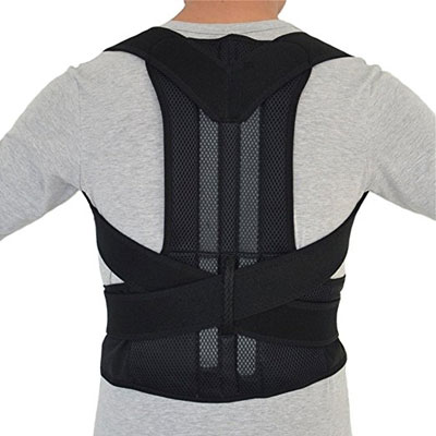 aofit-steel-posture-corrector-back-brace-adjustable-double-pull-shoulder-support-belt