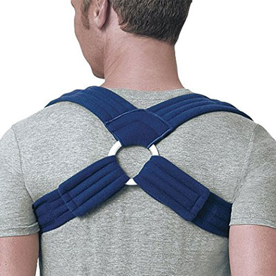 fla-orthopedics-deluxe-clavicle-support-for-fractures-sprains-shoulder-posture-support-md