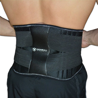 iron-bull-strength-medi-back-brace-with-integrated-thermal-action-lumbar-support-belt-for-instant-lower-back-pain-relief