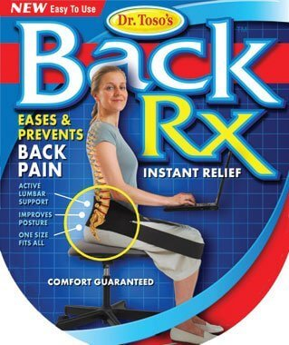 cover of the backrx